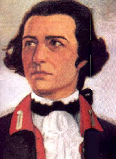 Tiradentes fez parte da Cavalaria de Dragões Reais de Minas, ocupando o posto de alferes.
