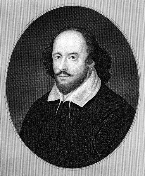William Shakespeare é considerado um dos autores mais importantes da língua inglesa.