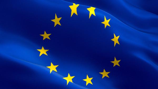 Bandeira da Europa.