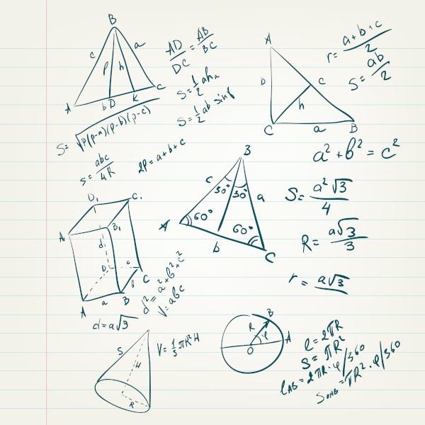 Algumas dicas de estudo podem ajudar a resolver as questões de geometria do Enem.