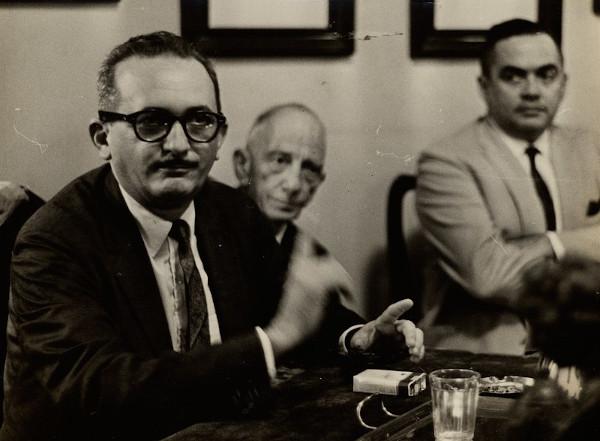 Paulo Freire em 1963.