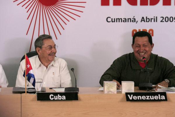 Raúl Castro foi presidente de Cuba de 2008 a 2018.[1]