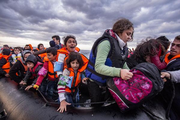 Segundo o Acnur, existem cerca de 26 milhões de refugiados atualmente.[1]