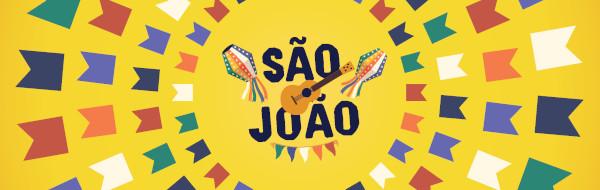 São João é um dos santos homenageados nas Festas Juninas.