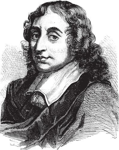 Blaise Pascal foi um cientista do século XVII com profundas contribuições para os campos da física e da matemática.