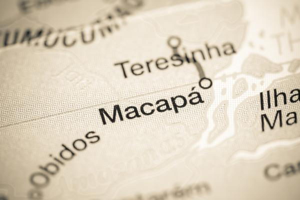 Macapá é a capital do Amapá, estado da Região Norte do Brasil.