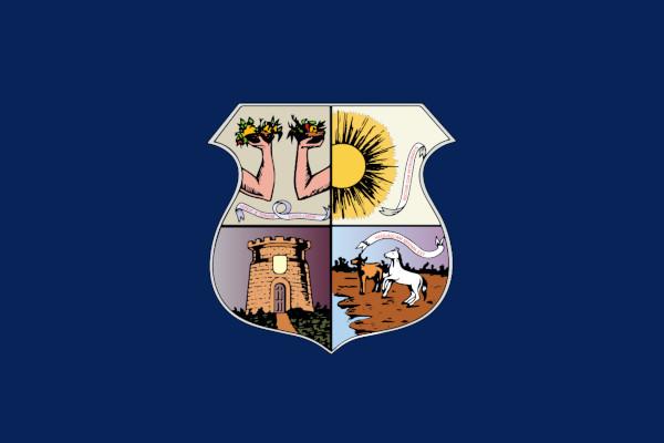 Bandeira de Belém.