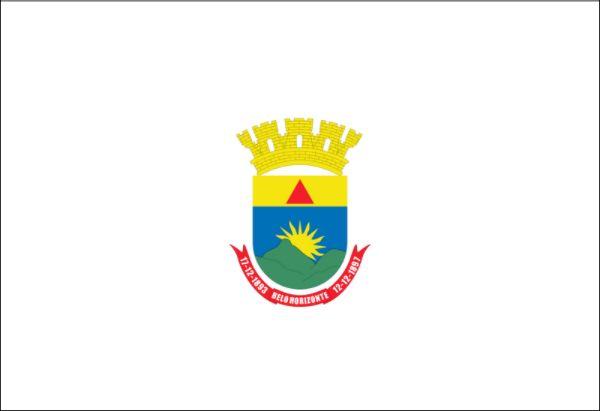 Bandeira de Belo Horizonte.