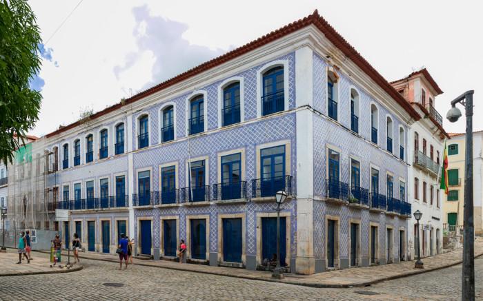 Centro histórico de São Luís, Maranhão.