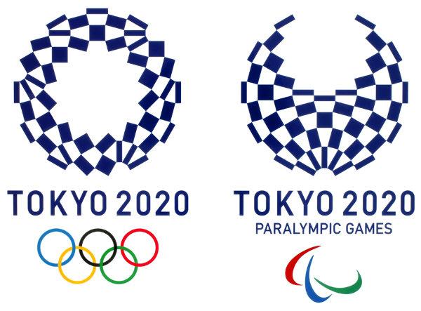 Logos das Olimpíadas e Paralimpíadas de Tóquio 2020 [3]