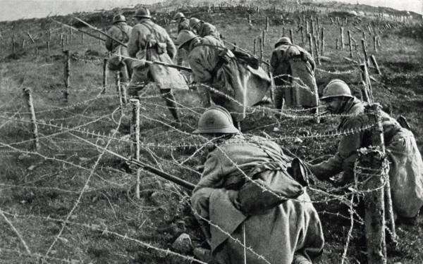 A Batalha de Verdun foi uma das mais importantes da Primeira Guerra Mundial e ocorreu em abril de 1916.
