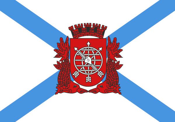 Bandeira do Rio de Janeiro.