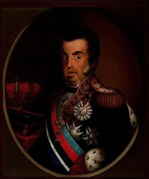 Dom João VI voltou para Portugal e jurou fidelidade à Constituição portuguesa após a Revolução Liberal do Porto, de 1820.