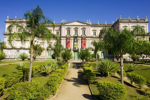 Até o ano de 2018, o Museu Nacional era um dos maiores museus de história natural do mundo e possuía cerca de 20 milhões de itens no seu acervo.