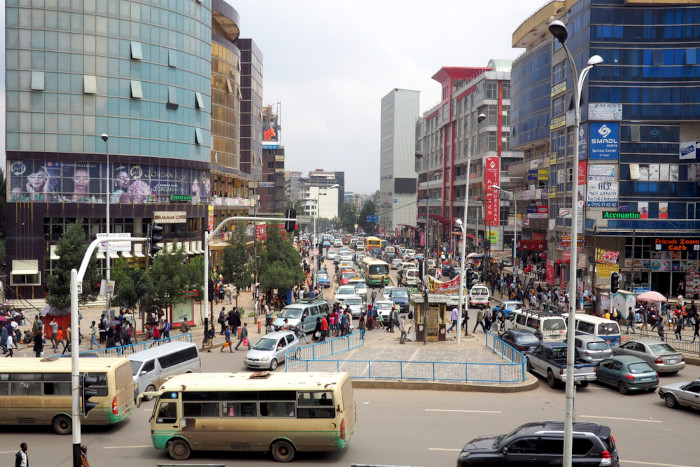 Adis Abeba, Etiópia.