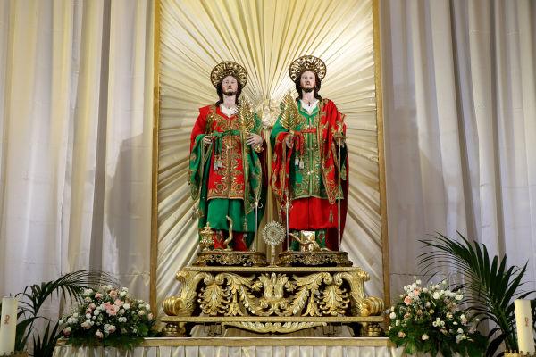 O Dia de São Cosme e Damião é celebrado no catolicismo em 26 de setembro e nas religiões de matriz africana no dia 27 de setembro.