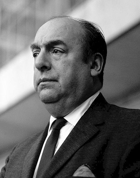 Pablo Neruda, em 1963.