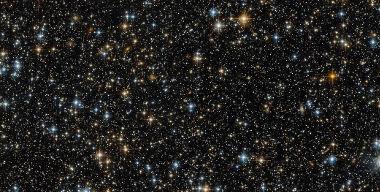Nessa imagem, há uma infinidade de galáxias