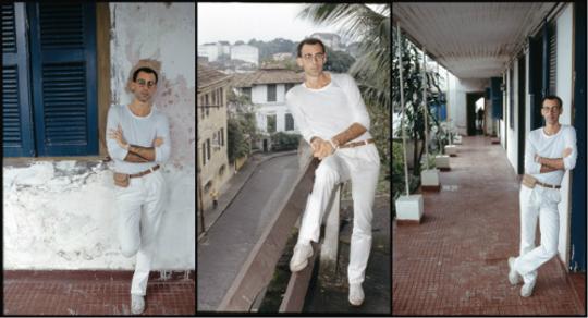 Fotografias de Caio Fernando Abreu do acervo de família. Imagens gentilmente cedidas pela irmã do escritor, Márcia de Abreu Jacintho