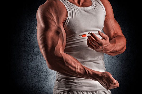 Os anabolizantes são usados com o intuito de aumentar a massa muscular, entretanto, podem causar danos à saúde