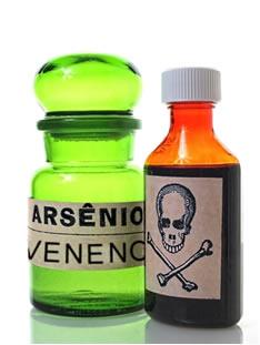 O arsênio é um veneno de catalisador