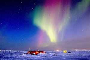 Fenômeno da Aurora Polar