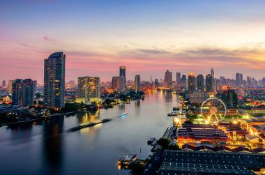 Bangkok, um dos pontos turísticos mais visitados em todo mundo