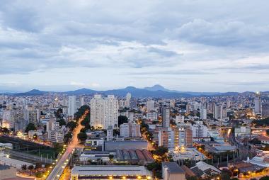 Belo Horizonte, uma das mais importantes cidades do país