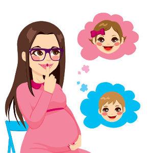 Notícia sobre gravidez: é menino ou menina?