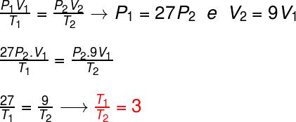 Cálculo do exemplo 2