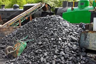 O carvão mineral é um combustível fóssil
