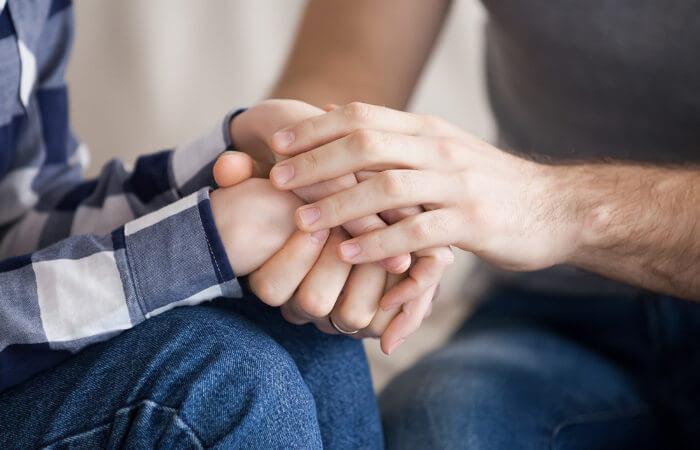 O aborto espontâneo pode ser uma situação traumatizante para a vida do casal.