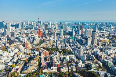 A cidade de Tóquio já se caracteriza como metacidade