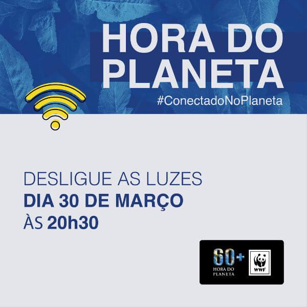 Conectado no planeta