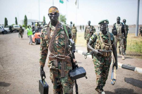 O Sudão do Sul é um dos países que enfrentam instabilidades políticas e guerras civis.*