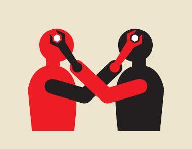 No processo de socialização, os sujeitos se constroem mutuamente