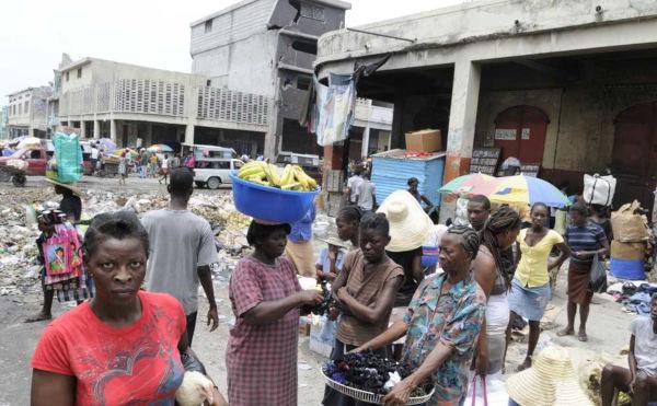 Crises políticas, econômicas e humanitárias motivaram milhares de haitianos a buscarem refúgios em outros países.**