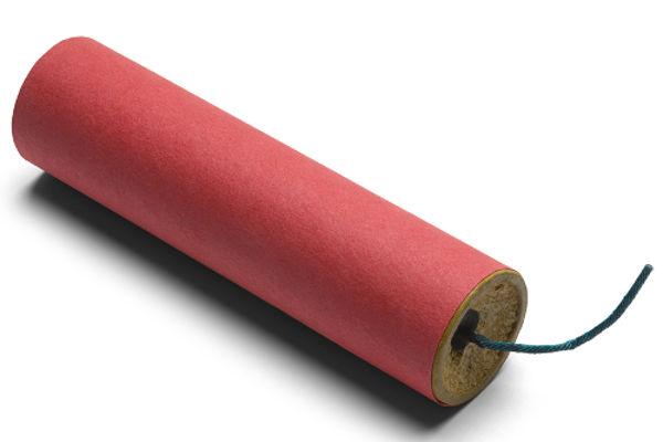 A dinamite pode ser produzida a partir do ácido nítrico