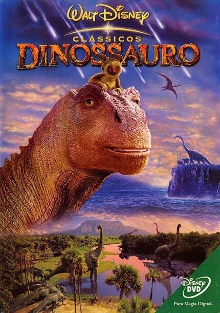 Dinossauro é uma animação do ano 2000