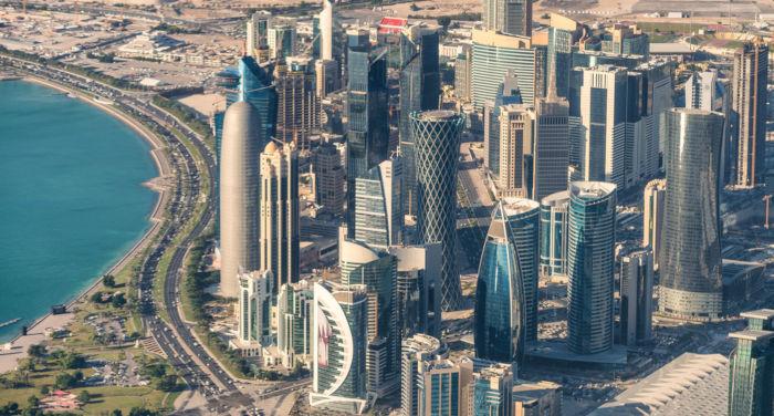 Doha é a capital do Catar e a cidade mais populosa do país.