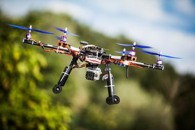 Drones: exemplos do poder de transformação do meio técnico-científico-informacional