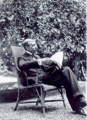 Ao lado de Antero de Quental e Cesário Verde, Eça de Queirós foi um dos principais representantes do Realismo português