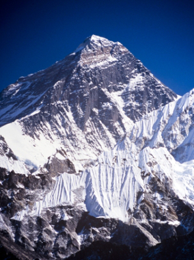 Vista do Monte Everest