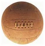 Evolução da bola de futebol - Mundo Educação ae5eca6ac2ba7