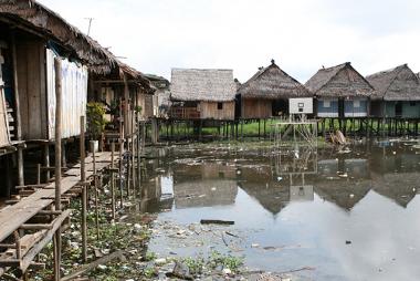 A ausência de saneamento básico e ambiental diminui a qualidade de vida