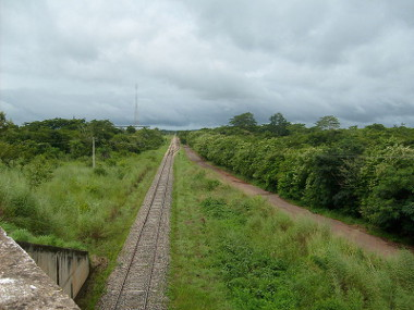 Trecho da rodovia norte-sul na cidade de Imperatriz (MA) ²
