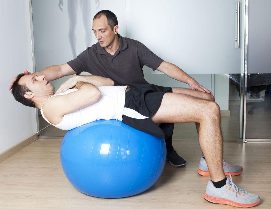 O tratamento realizado por um fisioterapeuta utiliza vários recursos