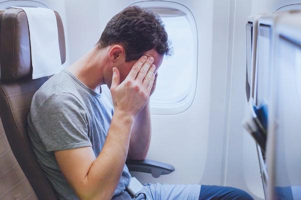 A fobia a avião é uma fobia situacional.