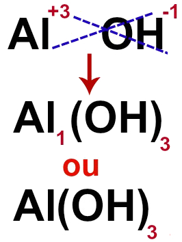 Fórmula da base