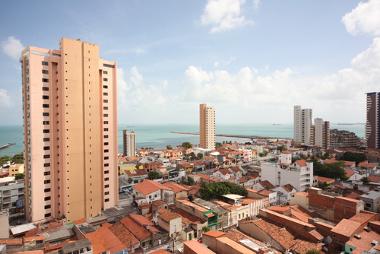 Fortaleza (CE), uma metrópole nacional